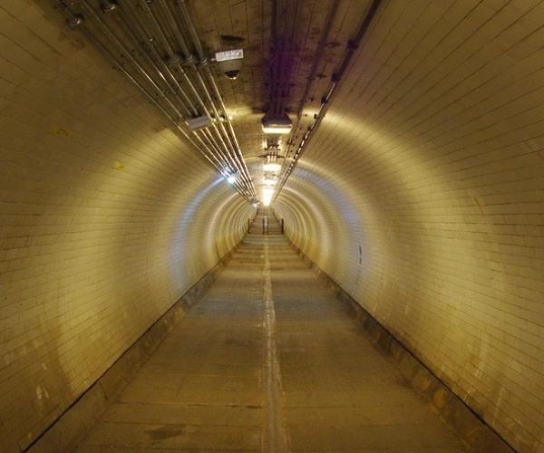 Tunnel sous la Tamise