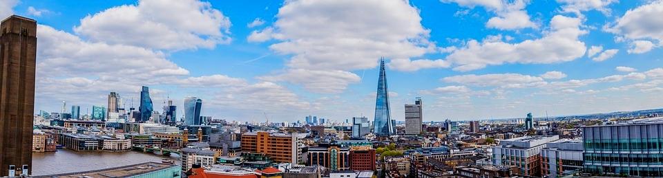 Panorama - Vue du TATE Modern